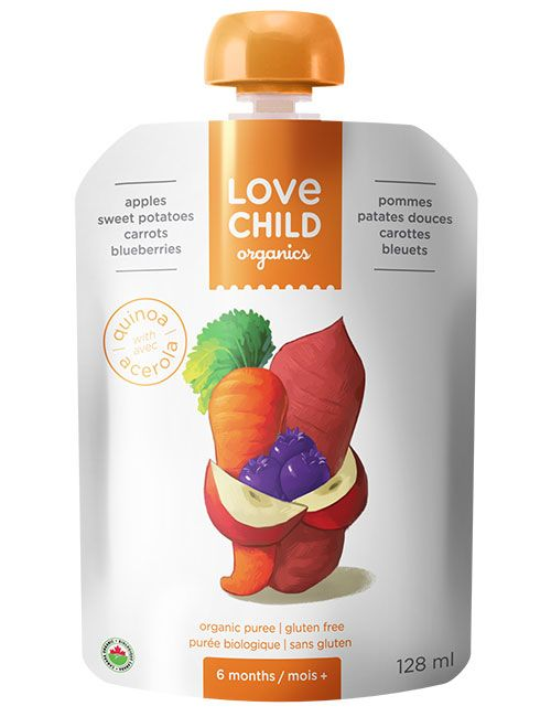 Love Child Organics - Canadian Health & Lifestyle