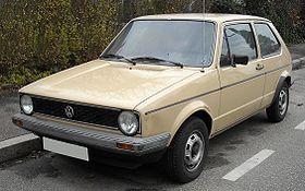Volkswagen Golf Mk1 – 1974