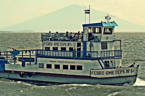 Getting to and Exploring Ometepe Island Nicaragua