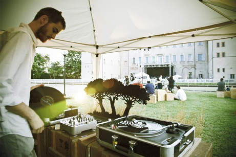 Barabitt - musica indisciplinata a Villa Simonetta