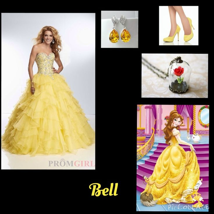 Beauty and beast bell