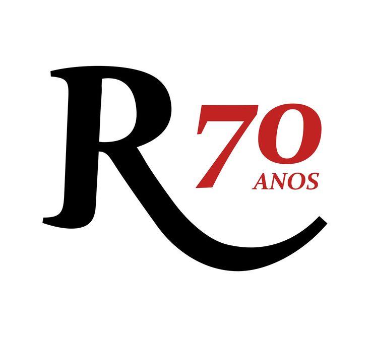 Logótipo Reconquista 70 anos. Design Tiago Navarro Marques