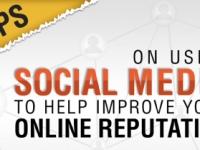 3 Social Media Tips to Help You Improve Your Online Reputation: Media Infographics, Help, Social Media Tips, Reputation Infographic, Online Reputation, Media Blog, Media Stuff, Medium