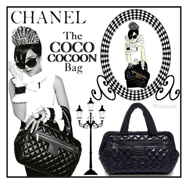 The Chanel Cocoon Bag! by whirlypath on Polyvore featuring Chanel