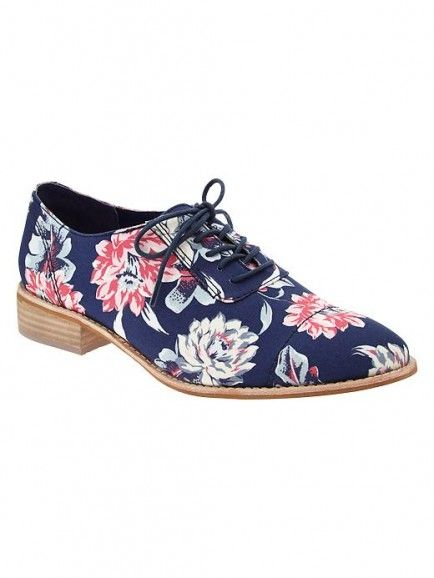 5 Floral Print Shoes for Spring