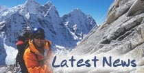 Leading worldwide guides in Mountain exploration, founded by Rob Hall member of 96 Mt. Everest Tragedy.  One of the longest running and largest expedition outfitters to the worlds highest peaks and remote places.
