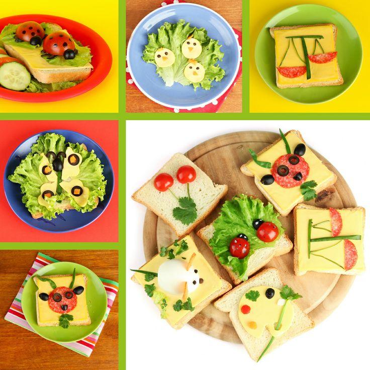 Los sandwiches más originales!