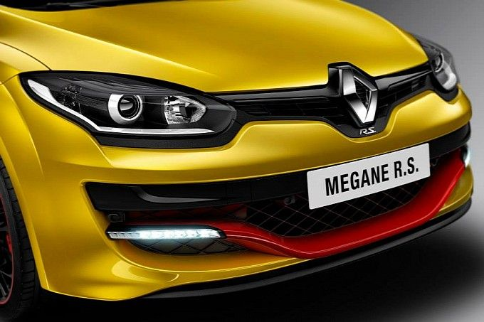 Nouvelle Megane RS 265 : toutes les images