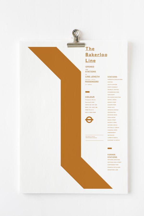 The Bakerloo Line — Nick Barclay
