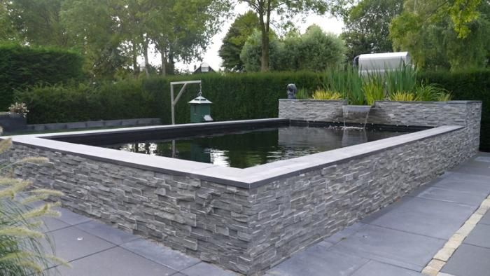 33 best images about vijvers on pinterest water features for Koi pond zoning
