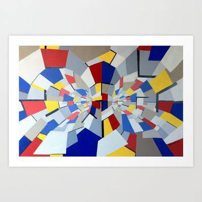 Inspired by the shape of fusion reactors and the collision of particles, in a particle accelerator. Balanced over the course of a few years and built like a house of cards that will of course never fall down.   Read more on http://www.timcoster.wordpress.com