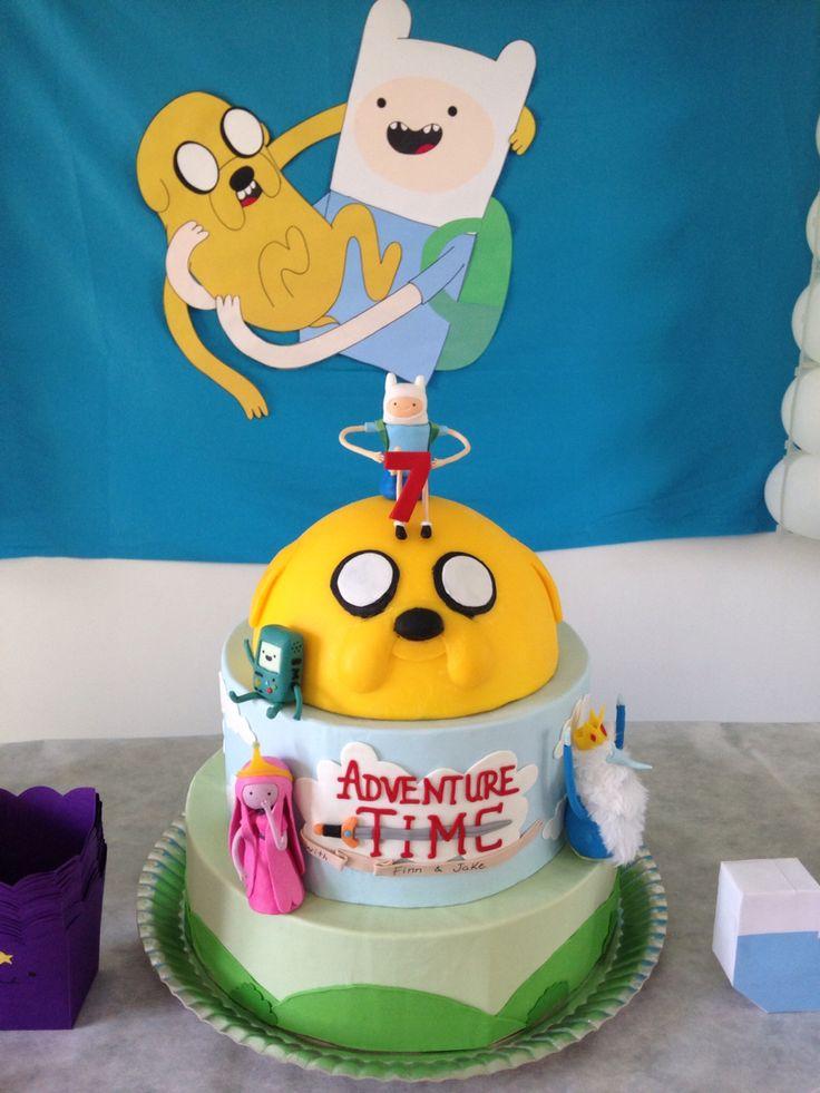 Adventure Time - Abenteuerzeit mit Finn und Jake - Cartoon