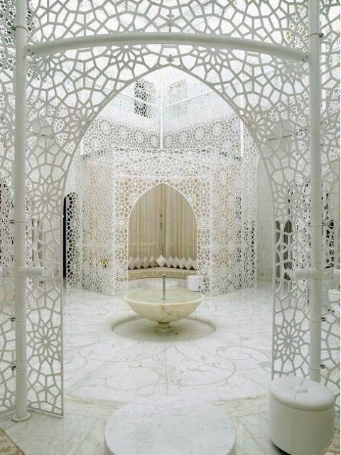 Moroccan Architecture #travel