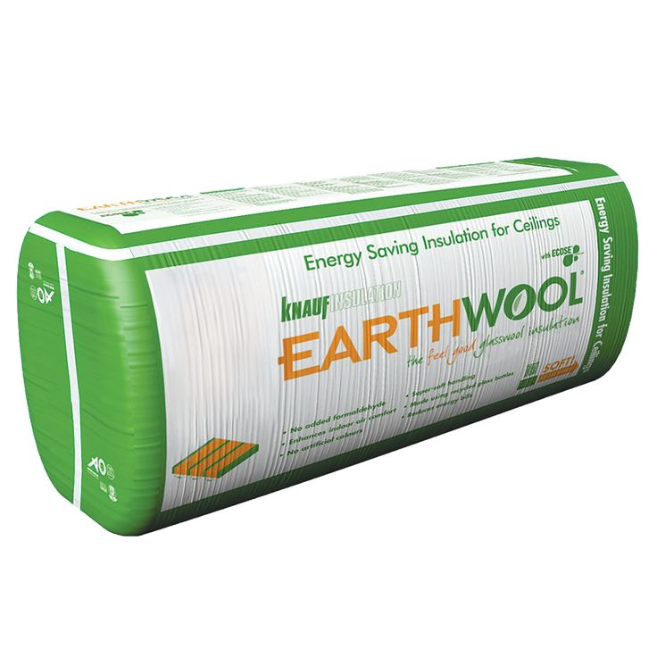 Earthwool R-4.0 195 x 430mm 8.98m2 Ceiling insulation batts - 18 Pack