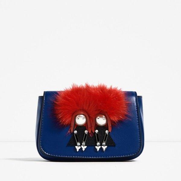 Burcuna Özel Çanta Tasarımları Zara'da!