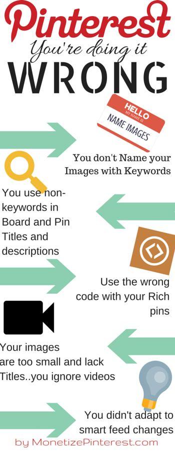 Pinterest Setup for Business accounts tips #pinterest