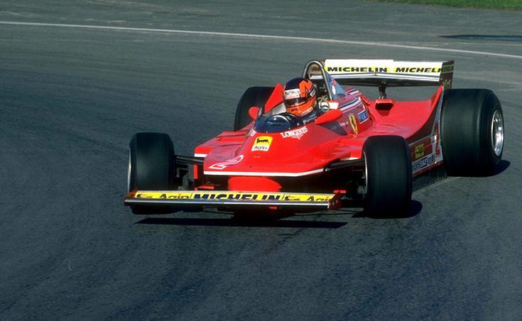 1980 Ferrari 312T5 (Gilles Villeneuve)