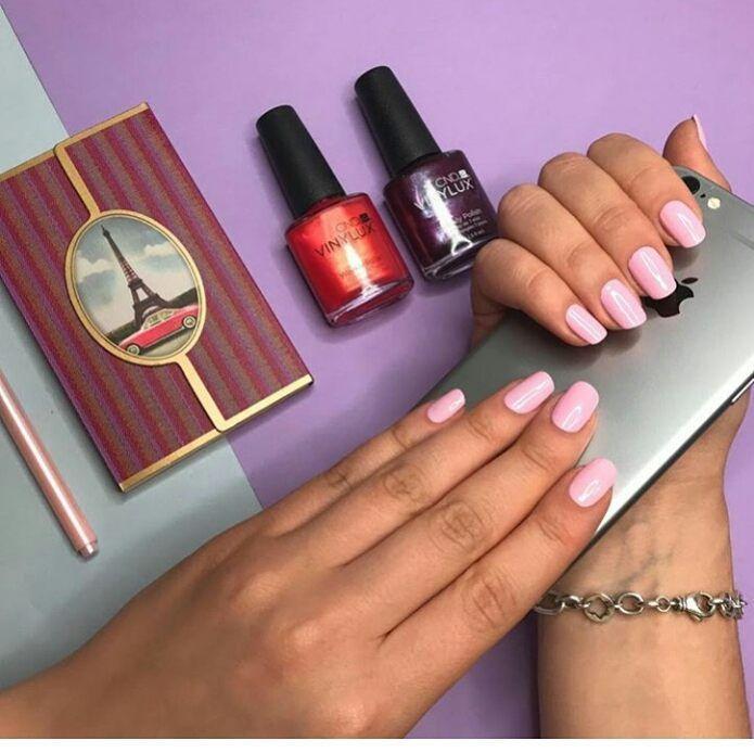 Best 25 Cnd Vinylux Ideas On Pinterest Blush Nails