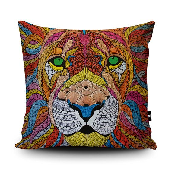 Hey, I found this really awesome Etsy listing at https://www.etsy.com/uk/listing/246533510/lion-cushion-lion-pillow-animal-cushion