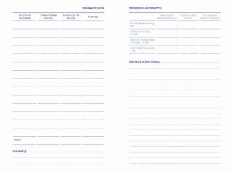 Книгу Финансовый ежедневник: как привести деньги в порядок можно купить в бумажном формате — 750 ք.