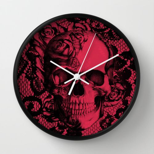 Kristy Patterson wall clock