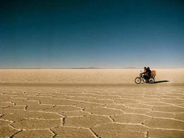 Moto Uyuni   Flickr: Intercambio de fotos