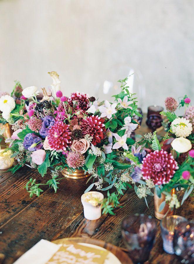 Modern Star Galaxy Wedding Inspiration Weddings Wedding Tables And Floral Designs