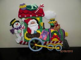 trenes navideños en country - Buscar con Google | fieltro navidad | Pinterest | Country, Google and Search