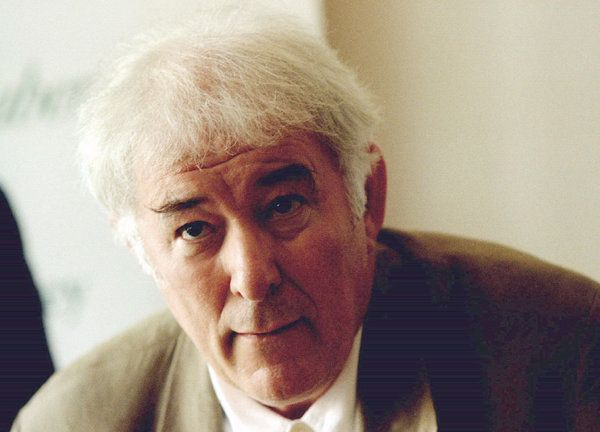 RIP Seamus Heaney, Irish Poet of Soil and Strife, Dies. Go dté tú abhaile. [NY Times Obit]