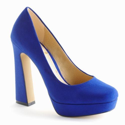 Elle Platform High Heels