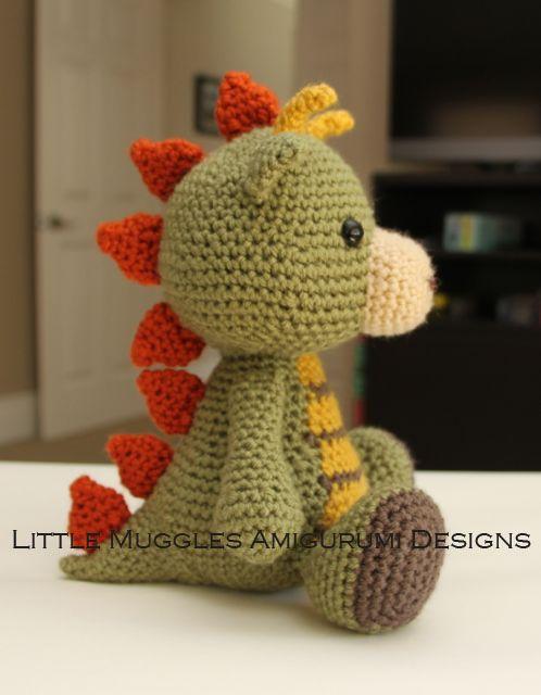 Dragon Amigurumi Eyes : 1000+ images about Amigurumi - Little Muggles on Pinterest ...