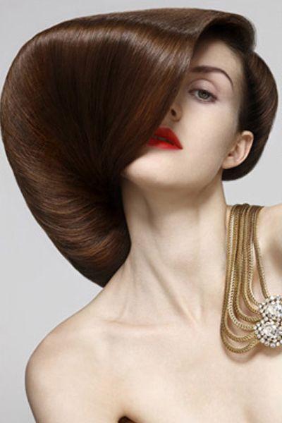 7 unusual hairstyles