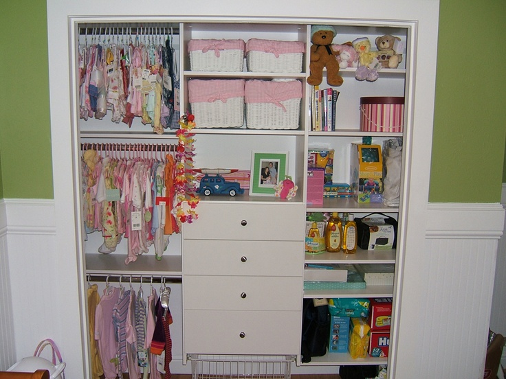 Ideas from SpaceMan organizations systems for kid's closets