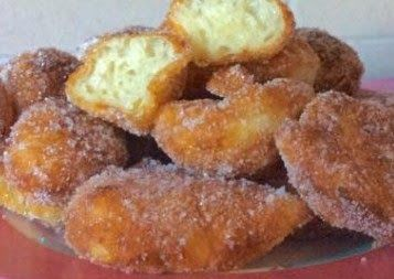 Le ricette di Valentina & Bimby: FRITTELLE DOLCI DI PATATE