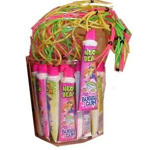 bubblegum in a tube did not become bubblegum lol but i loved it - Bubble Jug