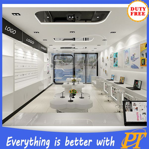 Look what I found Via Alibaba.com App: - New computer shop interior design                                                                                                                                                                                 More