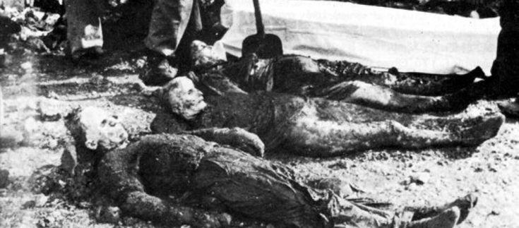 Σεπτέμβριος 1944: Όταν το ΕΑΜ έσφαζε αδιακρίτως στην Καλαμάτα - Pentapostagma.gr : Pentapostagma.gr