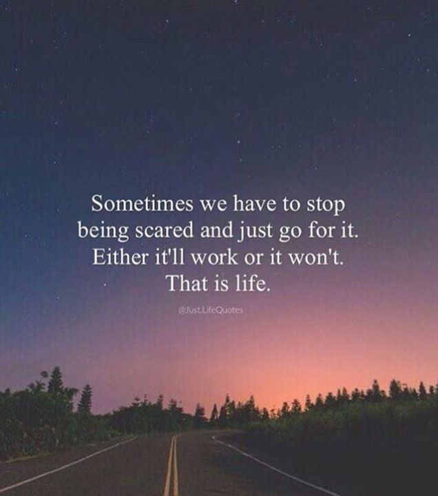Messed Up Life Quotes: Best 25+ Being Scared Quotes Ideas Only On Pinterest