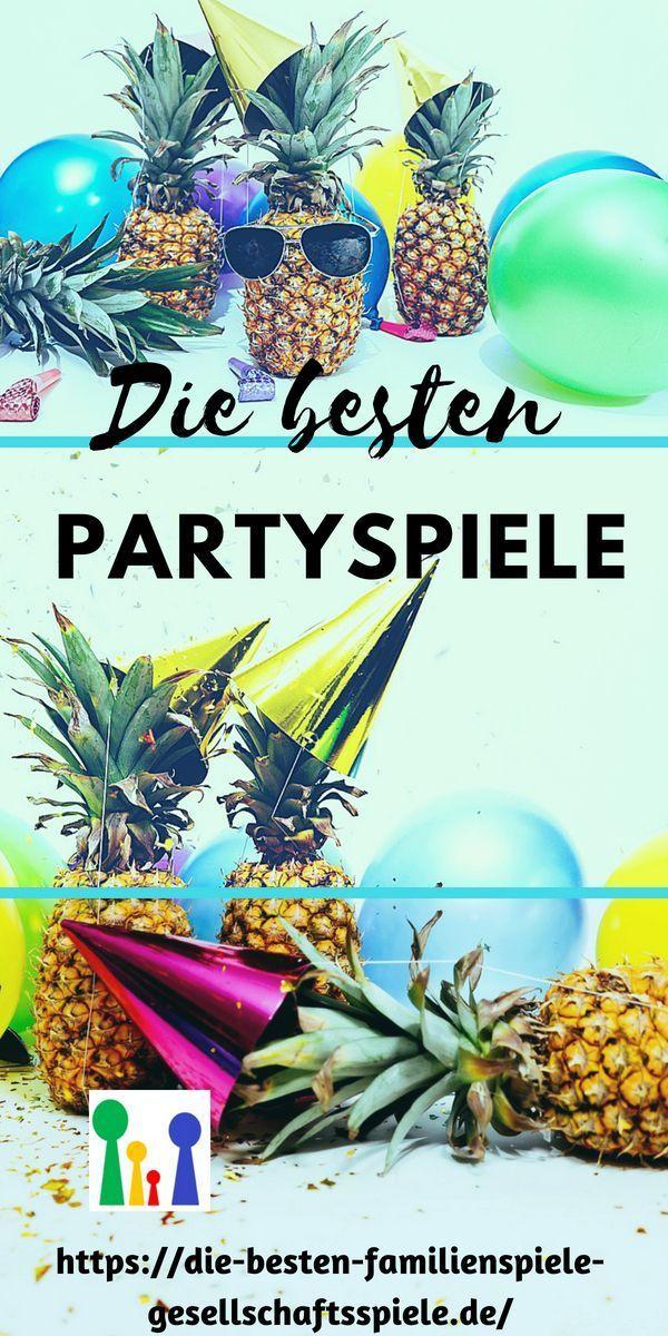 Die Besten Spiele Fur Eure Party 10 Lustige Und Gesellige Spiele