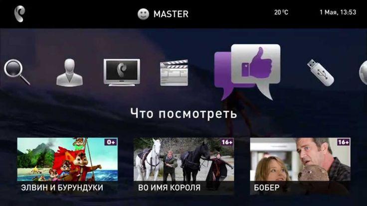 Инструкция по использованию Интерактивного ТВ от Ростелеком