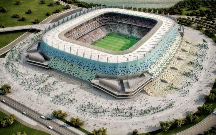 Arena Pernambuco, Recife, Brazil