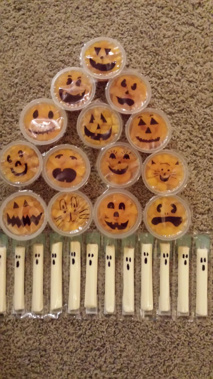 73 best snack day ideas images on pinterest dia de for Halloween food ideas for preschoolers