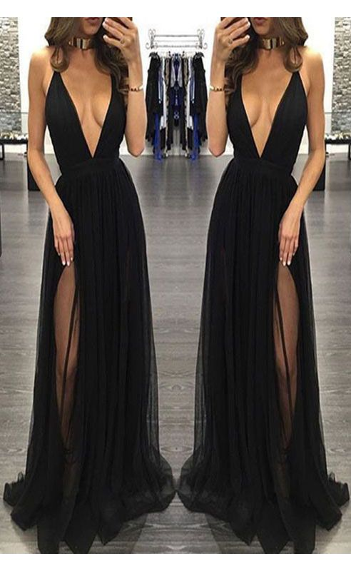 evening dress vs black tie