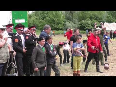 Эрик Райнер. Гимн. Тиховские поминовения. Краснодарский край.