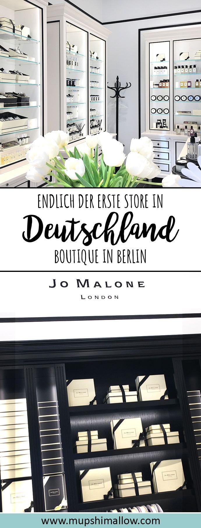 ENDLICH! Ein eigener Jo Malone London Store in Berlin. Klickt hier für mehr Infos zum Eröffnungsevent, der Wegbeschreibung und Öffnungzeiten. Lasst euch verwöhnen im Jo Malone London Store in Berlin und erfahrt was es mit der Kuns des Fragrance Combining auf sich hat.