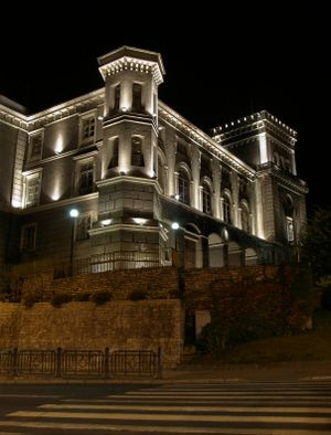 View a Gallery of Some of Poland's Most Interesting Castles: Bielsko-Biala Castle Museum, Poland