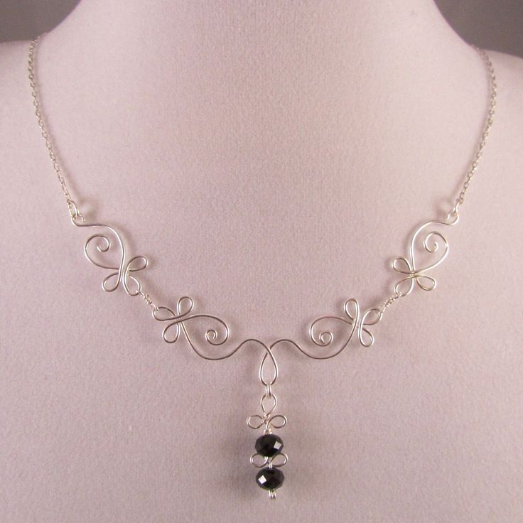 Elegant Celtic / Elven Necklace More