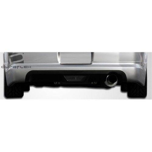 Duraflex 105758 2002-2006 Acura RSX M-2 Rear Lip Under