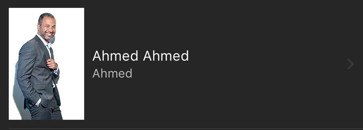 TIL There is an actor in Iron Man (2008) named Ahmed Ahmed. Guess who he plays?