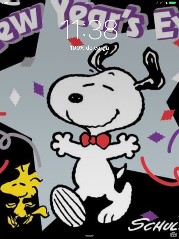 Pin by Amy Renee on 2019 Snoopy new year, Snoopy happy